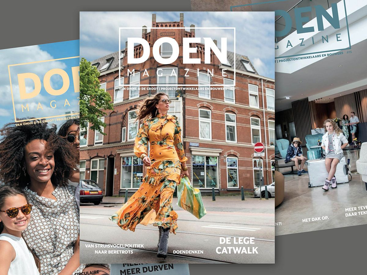 Bay House in DOEN Magazine